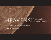 Heavens: Photographs of the Sky & Cosmos Exhibition