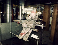 Star Wars Exhibition at ScienceWorks Melbourne