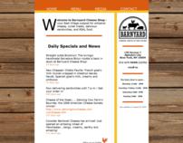 Barnyard Cheese Website