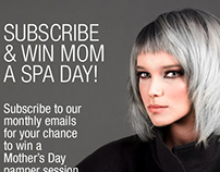 Mother's Day e-blast