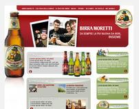 Birra Moretti - Proposta