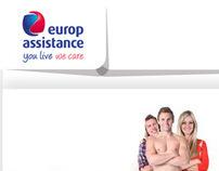 EuropAssistance - Campagna estate 2011