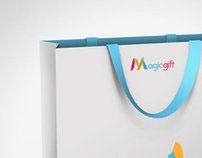 Magic Gift Box & Logo