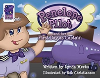 Penelope Pilot & Her First Day as Captain