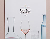 Holmegaard A/W Catalogue