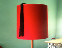 Tarbouche Lamp