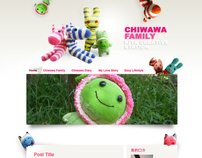 Chiwawa Family Blogger Template