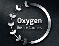 oxygen- logo brand