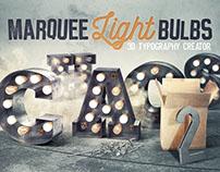 Marquee Light Bulbs 2 – Chaos