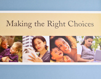 Making the right choices brochure