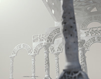 Voronoi Cathedral :: Kitbash