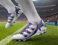 adidas - UEFA Champions League Predator boot