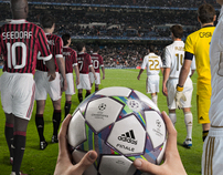 adidas - UEFA Champions League Matchball Carrier