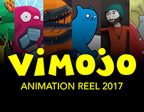 Vimojo Animation Reel 2017