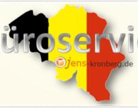 Büroservice für Kunden aus Belgien