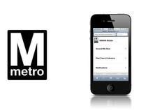 WMATA Mobile Redesign