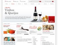 Projeto e-commerce Spicy