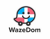 Tshirt Subliminado - WazeDom