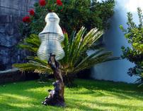 ÁRBOL _ lamp design