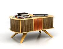 RETRO _ living room table