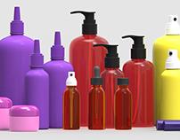 3D - Cosmetics