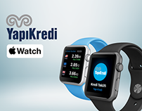 Yapı Kredi Apple Watch