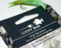 Packaging: Lucky Bug Lure Co.