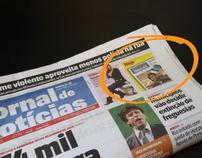 Entrevista Jornal de Notícias