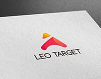"""Логотип """"Leo Target"""""""