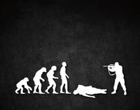 Enough killing, we don't want to go backward