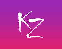 KZ Brand Logo