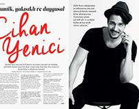 Cihan Yenici for Originel Mag