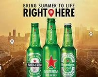 Heineken - Summer