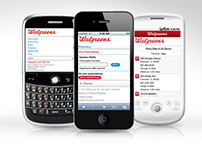 Walgreens Mobile Launch Campaign
