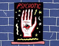 Psychotic Readings