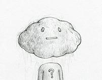 구름 그림 / Gurum 075.