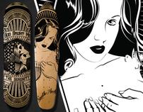Skateboards and Laser Beams