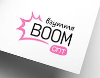 "Logo ""BOOM"""