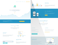 Oncostats Landing Page