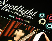 Spotlight Series Booklet 2009-2010