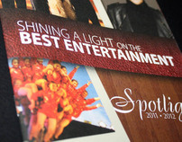 Spotlight Series Booklet 2011-2012