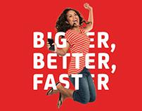 LTE - Nauru [Bigger, Better, Faster]