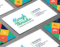 Rough Threads Branding