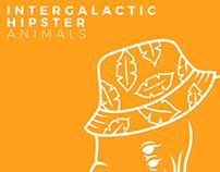 Intergalactic Hipster Animals
