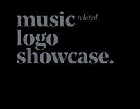 Music Related Logo Showcase