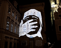 WINDS OF SORROW / video mapping installation