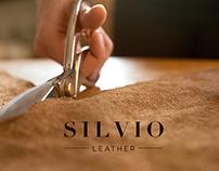 silvio leather