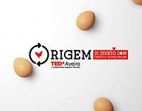 ORIGEM - TEDxAveiro 2016