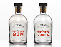 Audemus Spirits | Branding