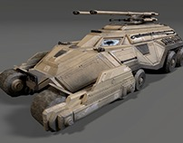 Taipan Armored Assault/ Troop Carrier